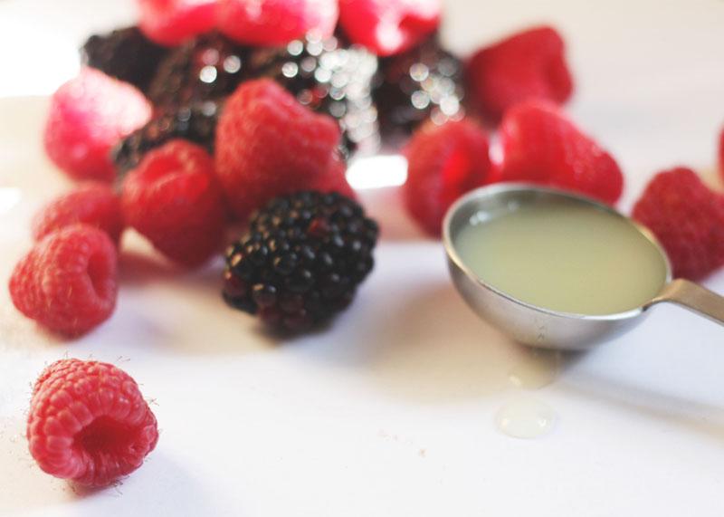 raspberry and blackberry jam
