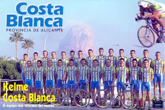 Kelme - Costa Blanca 1998