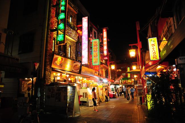 南京町のおすすめや見どころは?