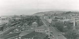 Cumberland Street view 1972