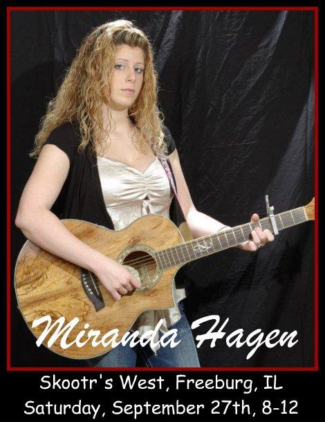 Miranda Hagan 9-27-14