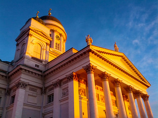 A Helsinki Sunrise