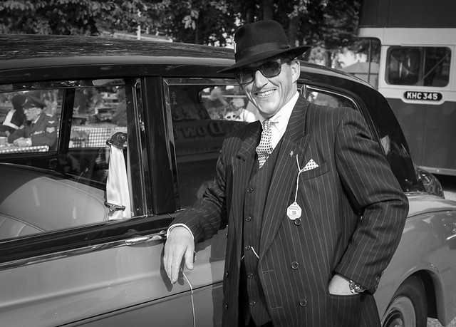The Gent - Goodwood Revival