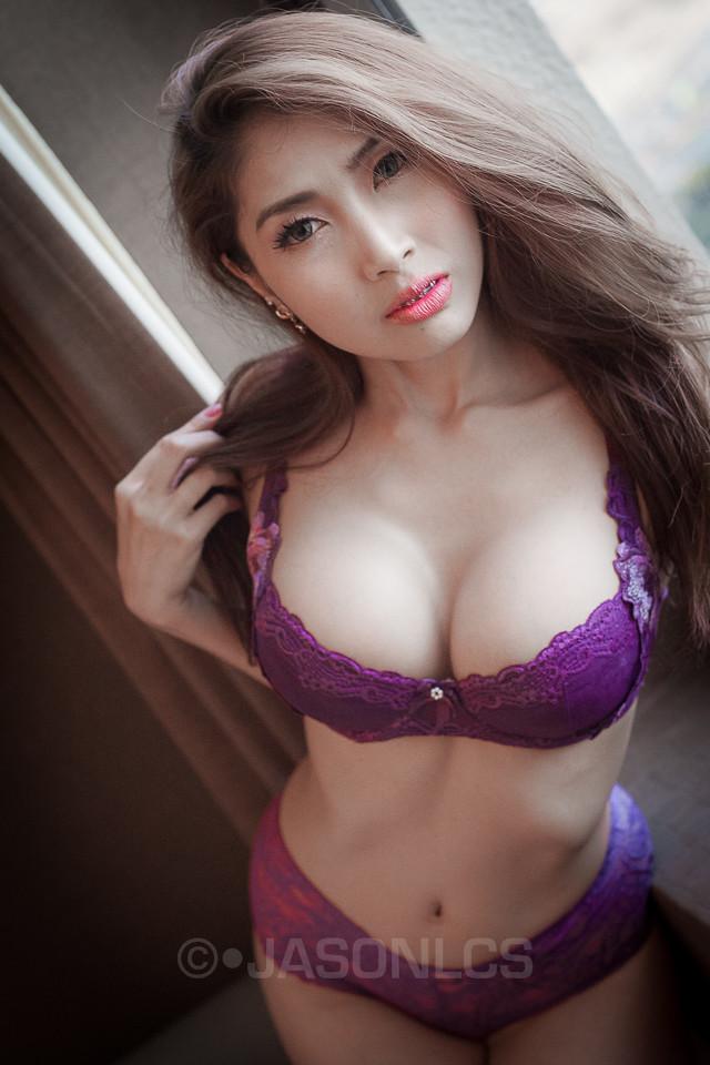Asian girls brest