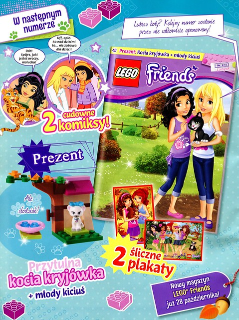 LEGO Friends Magazyn 2014-04-02