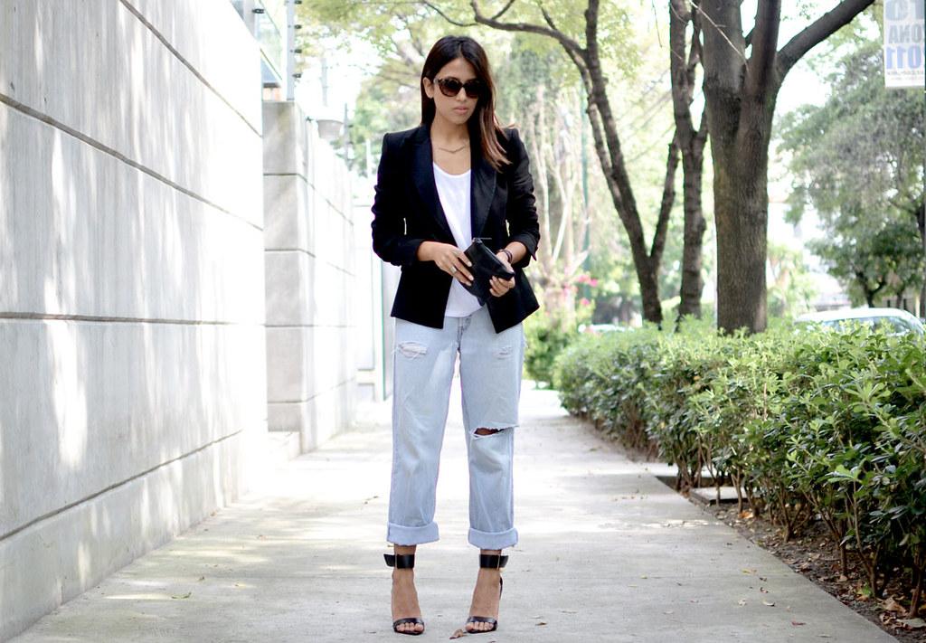 Street Style Brunette Braid