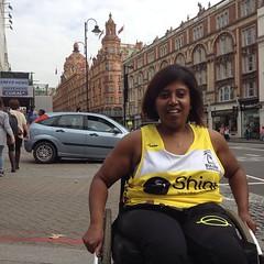 Sita Patel London Challenge