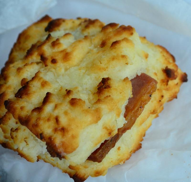 Ealry Bird Ham Biscuit
