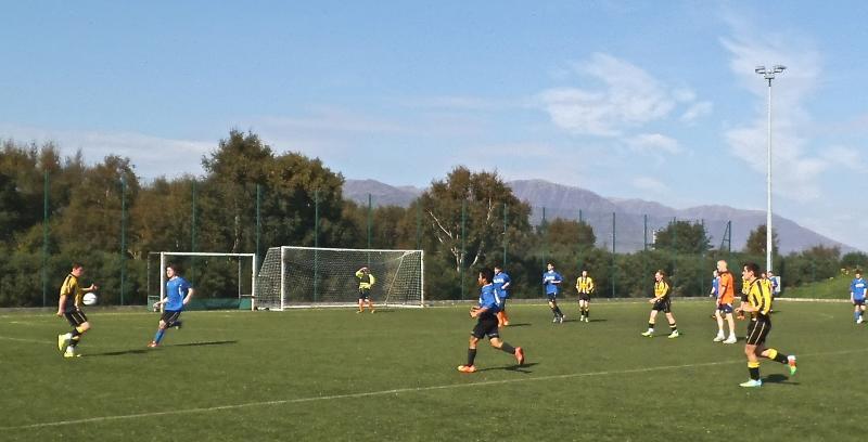 Gairloch v Plockton Football
