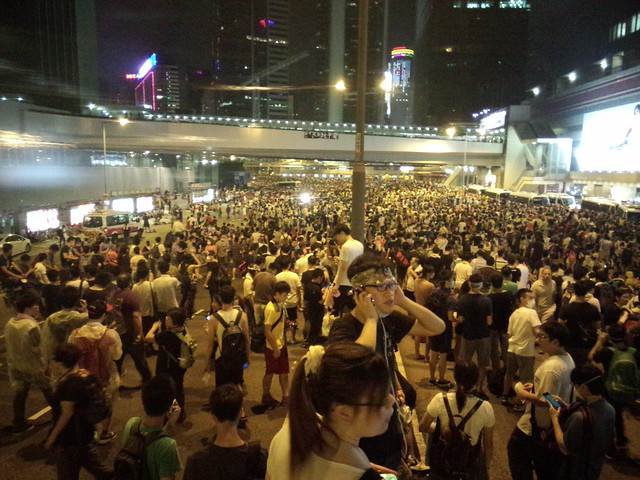 Please save Hong Kong, and tell as many people as you can