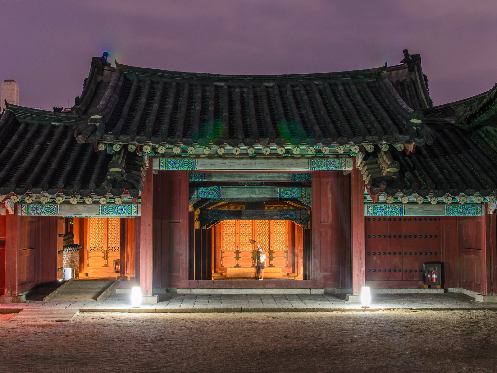 ChangGyeongGung Palace_Back