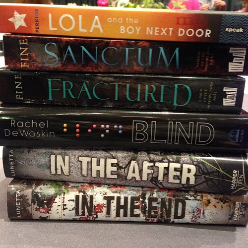 What have I done? This is just today's haul!! #books #ya #andersonsbookshop #abyalitconf #yafandomfrenzy #noregrets