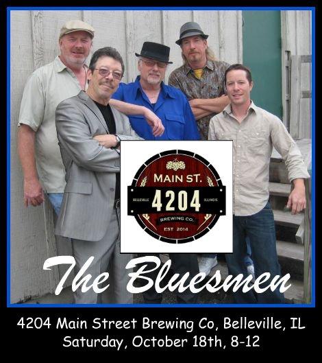 The Bluesmen 10-18-14