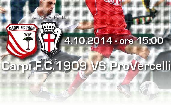 Carpi VS ProVercelli