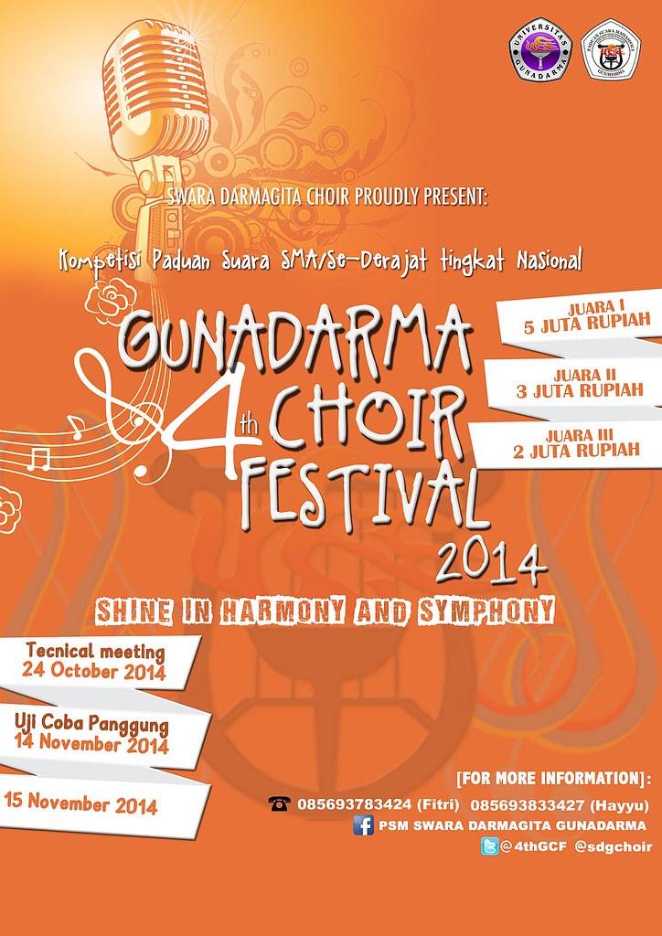 gunadarma choir