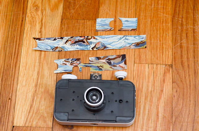 Lomography USA: La Sardina DIY