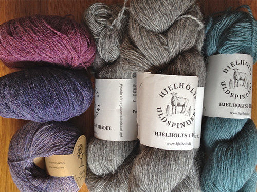 Copenhagen yarn purchases