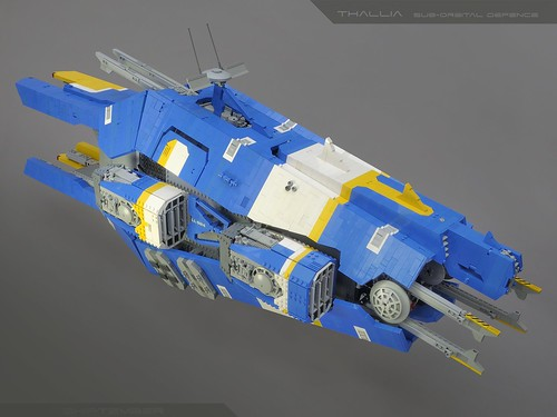 Thallia | Sub-Orbital defense SHIP