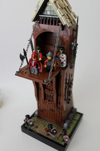 Iron Scorpion Siege Tower