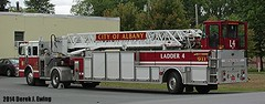Albany Fire Department - Ladder 4