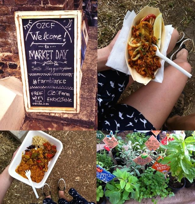 Oranjezicht City Farm Market Day