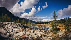Lago Bianco Mont Avic