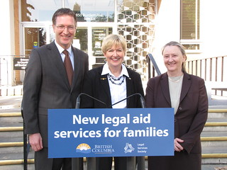 New legal aid services for families