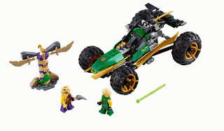 LEGO Ninjago 2015 : 70755 Jungle Raider