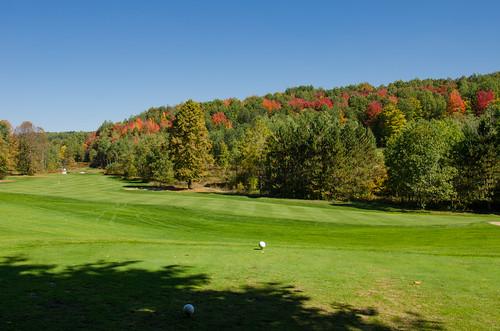autumn fall michigan fallcolors golfcourse fallinmichigan fallgolfcourse