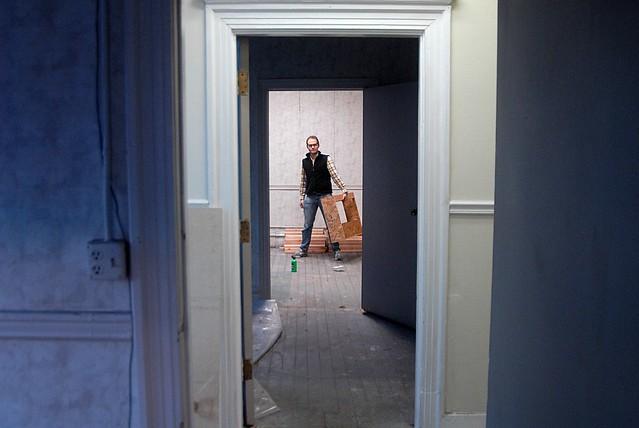 boris in hallway