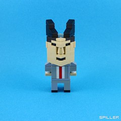 Pointy Haired Boss - Dilbert CubeDude
