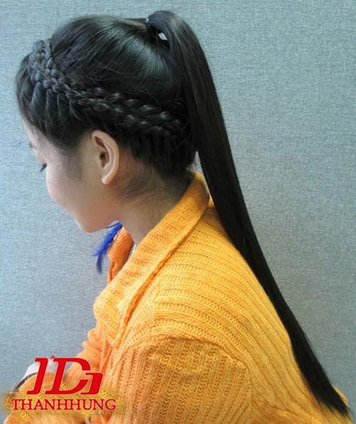 Các kiểu tóc ĐẸP nhất cho học sinh Nam Nữ hiện nay 7