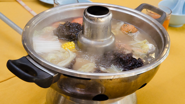 Yuen Buffet Steamboat at Kelana Jaya, Petaling Jaya