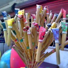 Balloon flutes