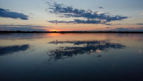 sunset nikon wildlife delta botswana okavango okavangodelta xugana xuganaislandlodge nikoncoolpixa coolpixa