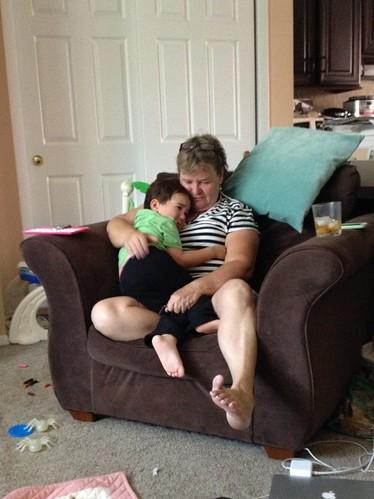Grandma- Sept. 2014