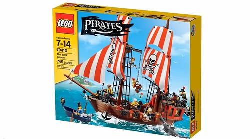 LEGO Pirates 70413