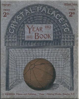 Crystal Palace Year Book 1912-1913