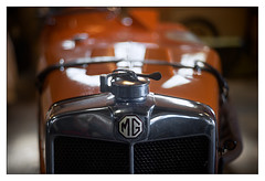 At the MG workshop