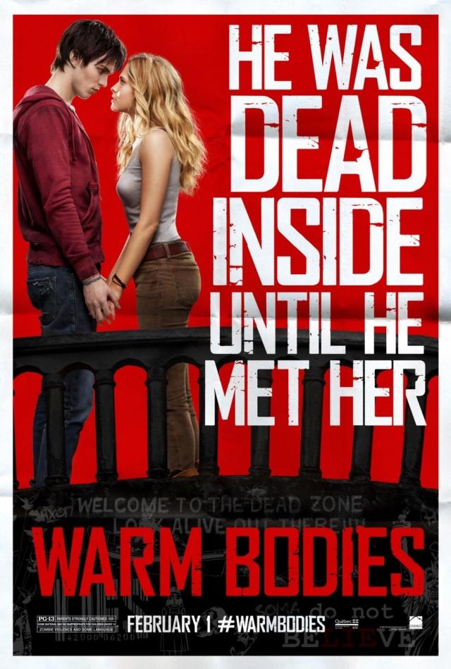 Phim Tình Yêu Zombie - Warm Bodies