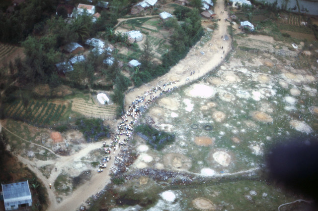 Quang Tin Province 1971 by Mark Melnick