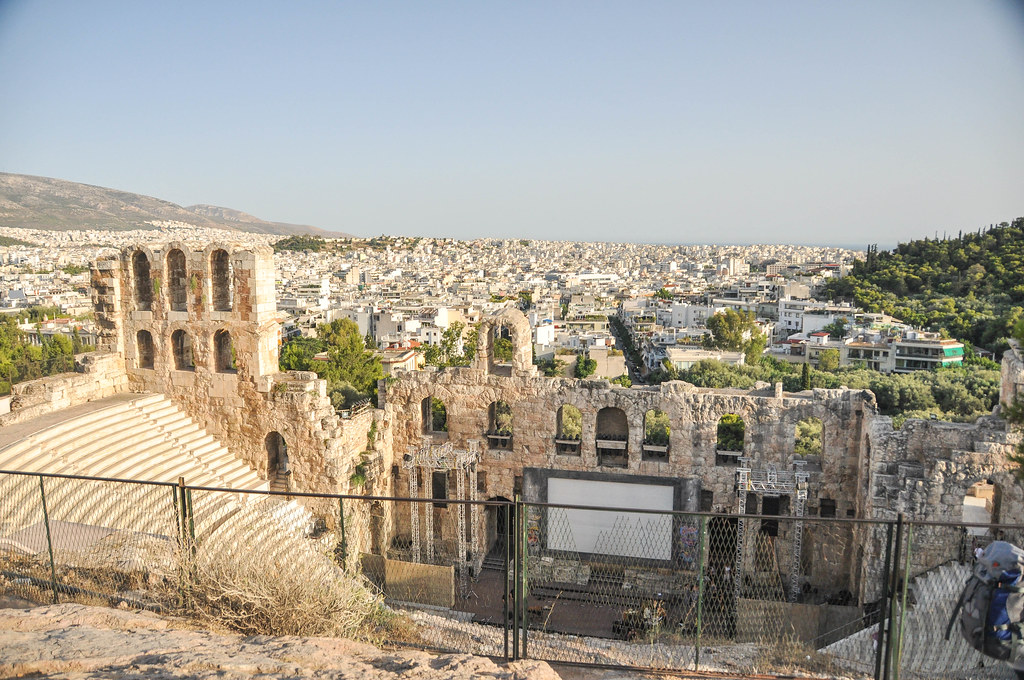 Odeon of Herodes Atticus 02