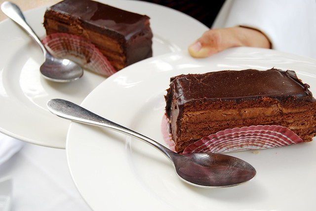 Spanish Chocolate Cake