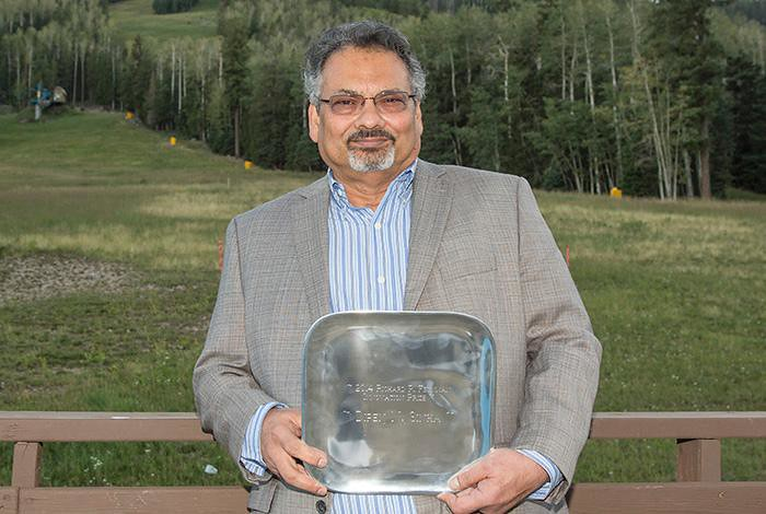 Dipen Sinha and team win Richard P. Feynman Innovation Prize