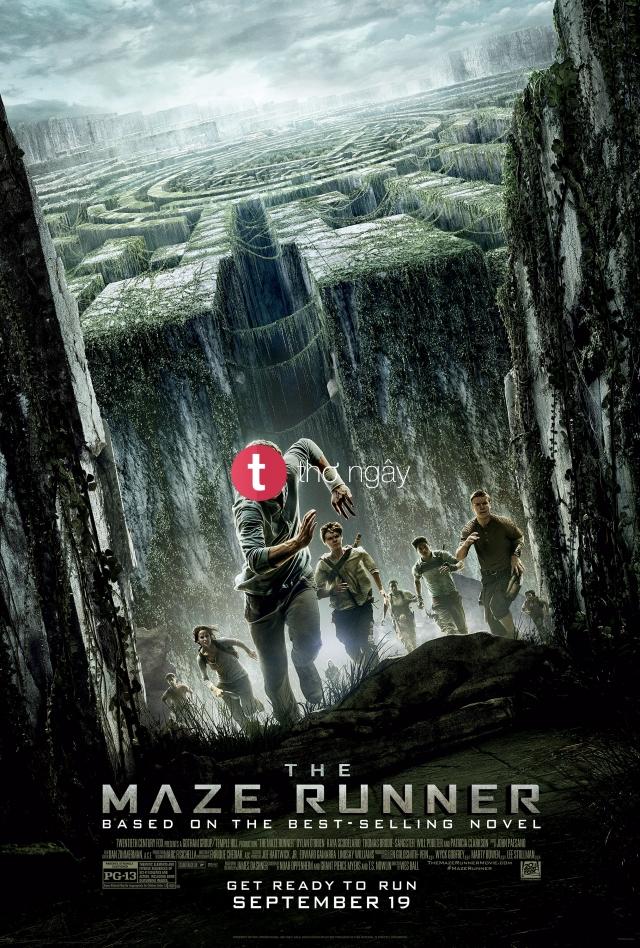 Phim Giải Mã Mê Cung - The Maze Runner