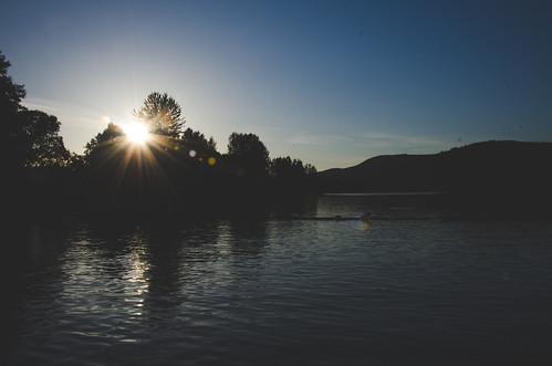 park travel light sunset sun lake water washington nikon view hills wa sunburst nikkor mossyrock d7000 nikond7000 mossyrocklake mossyrockstatepark 18105mmf3556gedafsvrdx