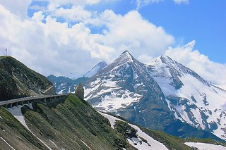 Grossglockner High Alpine Road, Hohe Tauern National Park, Austria