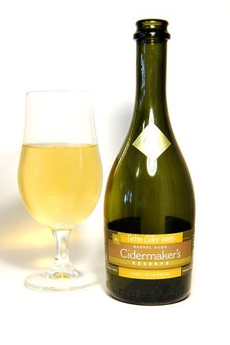 Tieton Cider Works Barrel Aged