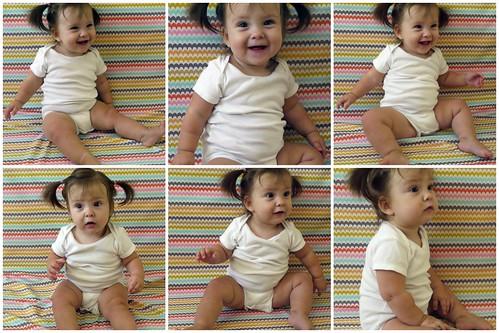 Eleven Months Collage