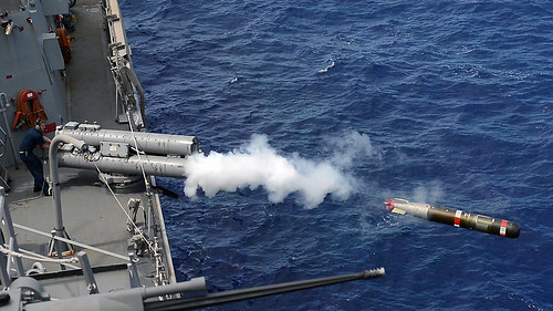 Strike Group Hones Anti-Submarine Warfare Skills During Valiant Shield Torpedo